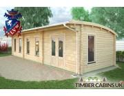 Log Cabin Rochdale 10.5m x 3.5m 003