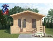 Log Cabin Rochdale 4m x 5m 003