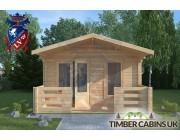 Log Cabin Rossendale 4m x 7m 003