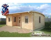 Log Cabin Rotherham 7.5m x 4m 003