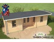 Log Cabin Rotherham 7.5m x 4m 004