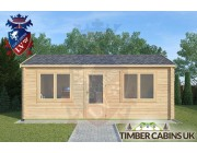 Log Cabin Rufford 6m x 4m 003