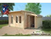 Log Cabin Sandwell 5m x 4m 003