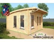 Log Cabin Sandwell 5m x 4m 002