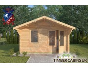 Log Cabin Sawley 4m x 3m 003