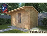 Log Cabin Scarborough 3.55m x 2.35m 002