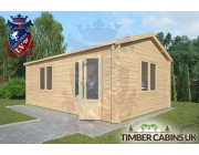 Log Cabin Scarisbrick 6m x 4m 002