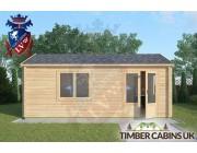 Log Cabin Scarisbrick 6m x 4m 003