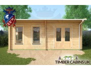 Log Cabin Sefton 6m x 3.5m 004