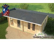 Log Cabin Sefton 6m x 3.5m 005