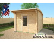 Log Cabin Sheffield 3m x 3m 003