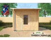 Log Cabin Sheffield 3m x 3m 004