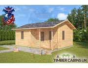 Log Cabin Slough 6m x 4.5m 002