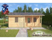 Log Cabin Slough 6m x 4.5m 003