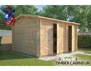 Log Cabin South Bedfordshire 3m x 4m 001