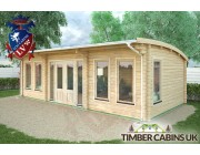 Log Cabin South Gloucestershire 8m x 4m 002