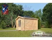 Log Cabin South Somerset 3m x 3m 002