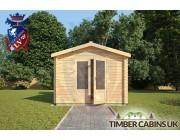 Log Cabin South Somerset 3m x 3m 003