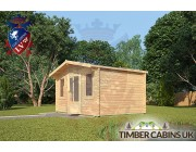 Log Cabin South Tyneside 4m x 3m 002