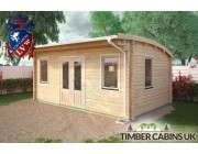 Log Cabin Stockport 5.5m x 3.5m 002