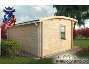 Log Cabin Stockport 5.5m x 3.5m 005