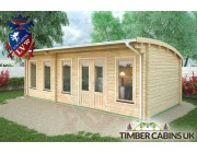 Log Cabin Stoke-on-Trent 7.5m x 3.5m 002