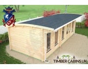 Log Cabin Stoke-on-Trent 7.5m x 3.5m 005