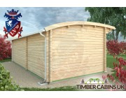 Log Cabin Stoke-on-Trent 7.5m x 3.5m 003