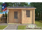 Log Cabin Stratford-on-Avon 3.6m x 3.6m 003