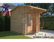 Log Cabin Stroud 1.75m x 2.35m 001