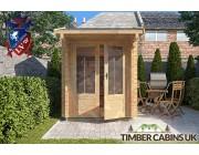 Log Cabin Stroud 1.75m x 2.35m 003