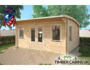 Log Cabin Sunderland 5m x 4m 003