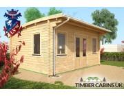 Log Cabin Sunderland 5m x 4m 002