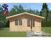 Log Cabin Swanland 5m x 5m 003