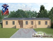 Log Cabin The Lancashire 13m x 3m 003