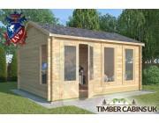 Log Cabin Tosside 4.5m x 3.5m 001