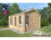 Log Cabin Tosside 4.5m x 3.5m 002