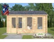 Log Cabin Tosside 4.5m x 3.5m 003