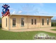 Log Cabin Trafford 10m x 4m 001