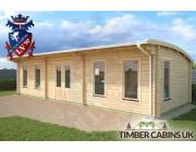 Log Cabin Trafford 10m x 4m 002