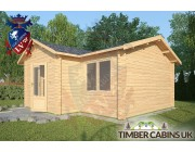 Log Cabin Up Holland 7m x 5m 002