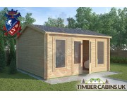 Log Cabin Waddington 4.5m x 4.5m 001