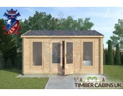 Log Cabin Waddington 4.5m x 4.5m 003