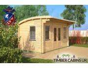 Log Cabin Wakefield 4.5m x 2.5m 001