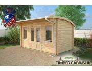 Log Cabin Wakefield 4.5m x 2.5m 003