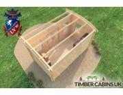 Log Cabin Wakefield 4.5m x 2.5m 005