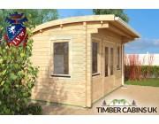 Log Cabin Wakefield 4.5m x 2.5m 002