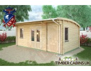 Log Cabin Walsall 6m x 3.5m 002