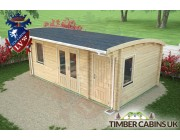Log Cabin Walsall 6m x 3.5m 004