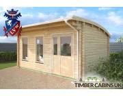 Log Cabin Warrington 5m x 3.5m 002